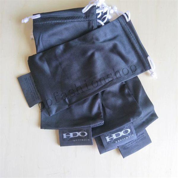 top popular brand Original glasses bag OK glasses packaging sports Soft Cloth Sunglasses packaging pouch black color white letter MOQ=20pcs 2021
