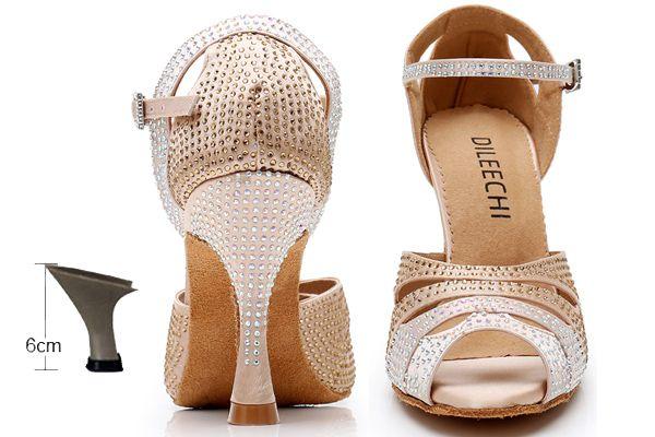 skin heel 6cm