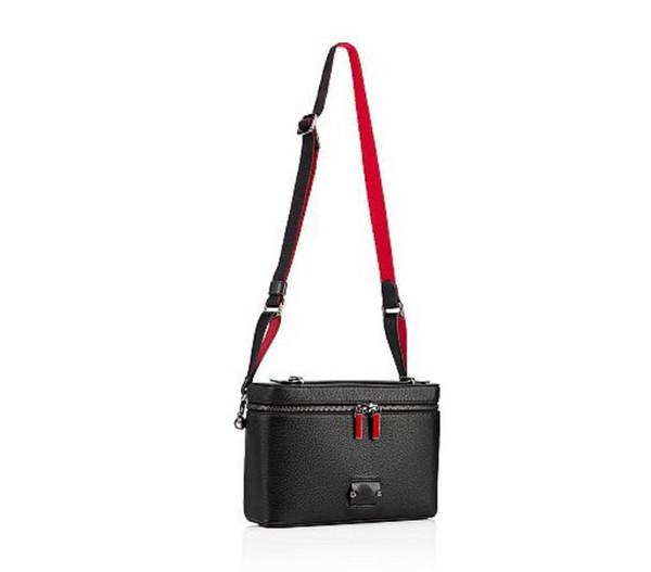 Üst Kadın Erkek kamera çantası bcabata tasarımcı çanta kırmızı alt kompozit çanta hakiki deri çanta Büyük çanta totes
