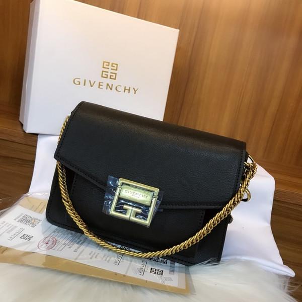 Designer Tasche Mode Frauen Handtasche neue Dame Kette Luxus Tasche ordentlich und großzügig Tasche Körper Linien mit einer Vielzahl von Kleidung Größe 20