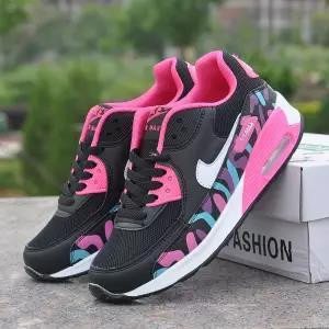 top popular Max90 air cushion sports female lace casual wild running shoes men autumn and winter couple travel shoes mm3 2019