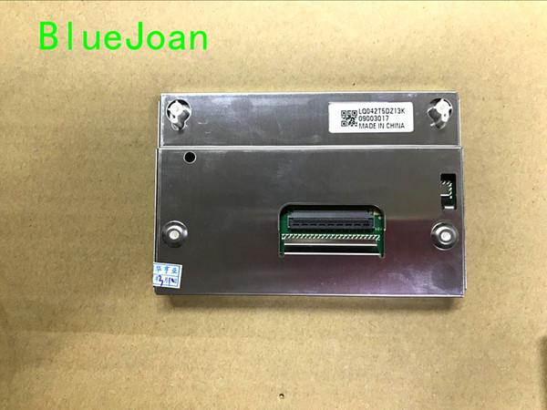 top popular Original new LQ042T5DZ13 LQ042T5DZ13K LQ042T5DZ13B LQ042T5DZ13A LQ042T5DZ01A LQ042T5DZ11 4.2 INCH car LCD DISPLAY Screen Panel 2021