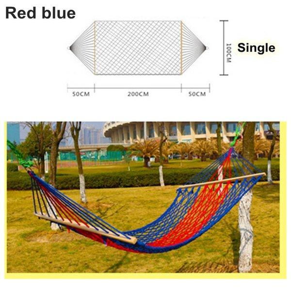빨간색 파란색 (단일)