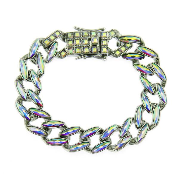 Silver (taladro de color AB)