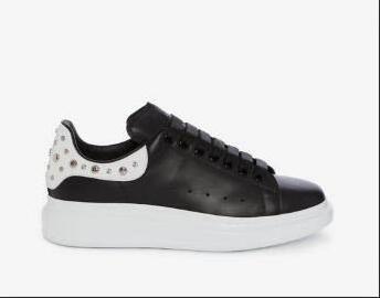 venta al por mayor de piel de becerro para hombre para mujer zapatos casuales de diseñador plataforma casual zapatillas de deporte zapatos de terciopelo zapatos de vestir de colores sólidos