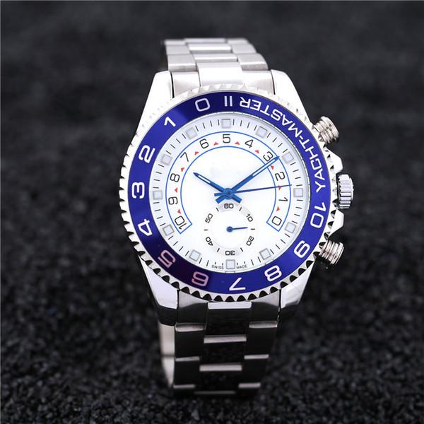 Modèle classique homme Montre De luxe or en acier inoxydable Montres-bracelets Célèbre designer moderne populaire montre Homme horloge Haute quailty