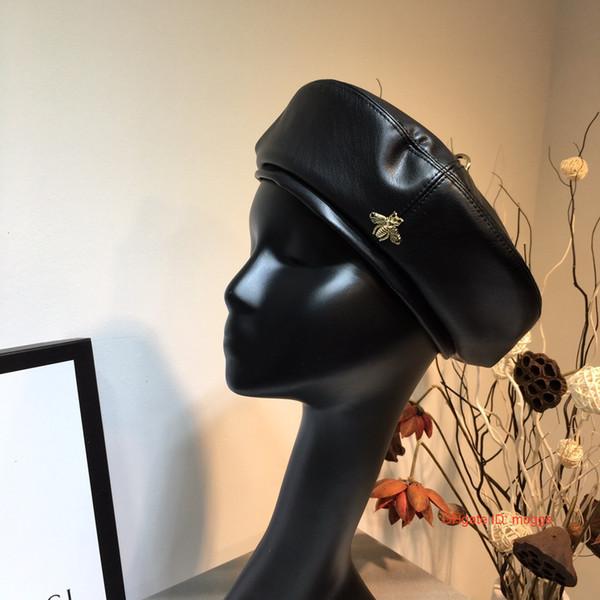 Automne Hiver Feutre de laine Bérets Pour La Mode Féminine Européenne Casquettes US Army Casquette De Sécurité Chapeau Britannique Style Pour Cap De La Mode babys_dress