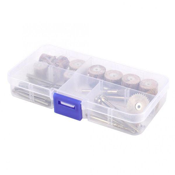 Accesorios para herramientas eléctricas Accesorios 28Pcs Mini taladro Amoladora eléctrica Kit de grabado Accesorio de herramienta giratoria para carpintería