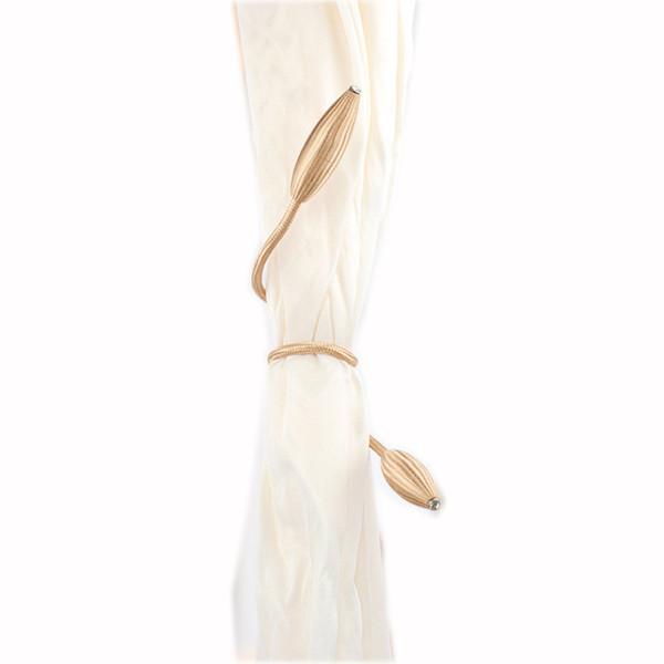 Großhandel Flexible Holdbacks Fenster Vorhang Krawattenrücken Raffhalter  Vorhänge Clip Home Decor Verdrehen Einstellbar Bad Vorhänge Zubehör Von ...