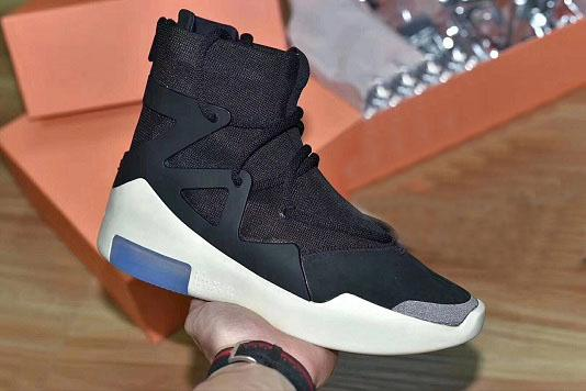 2019 новое прибытие страх Божий 1 мужская баскетбольная обувь противотуманные сапоги свет кости черный парус женщины спортивный зум кроссовки 40-46