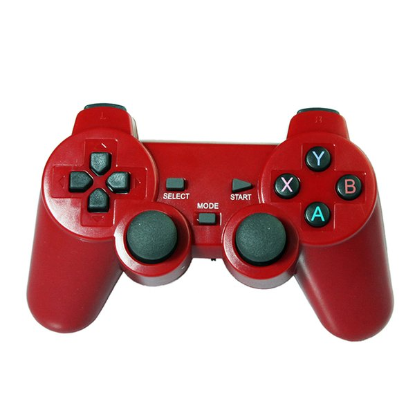 Top Wireless Controller TGZ-706W 2.4GHz for Smart Joystick Gamepad smart Game Controller for Game Playing Station With box Packaging DHL