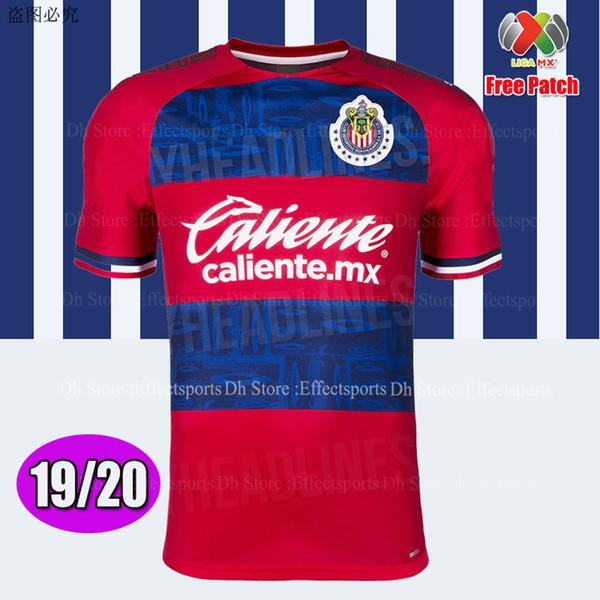 19/20 Chivas Away Kırmızı