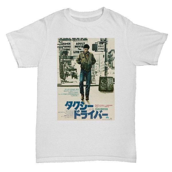 TAXI FAHRER MARTIAL ARTS MANGA JAPANISCHE CHINESISCHE FILMFILIE KARATE T-SHIRT Harajuku Sommer 2018 T-Shirt