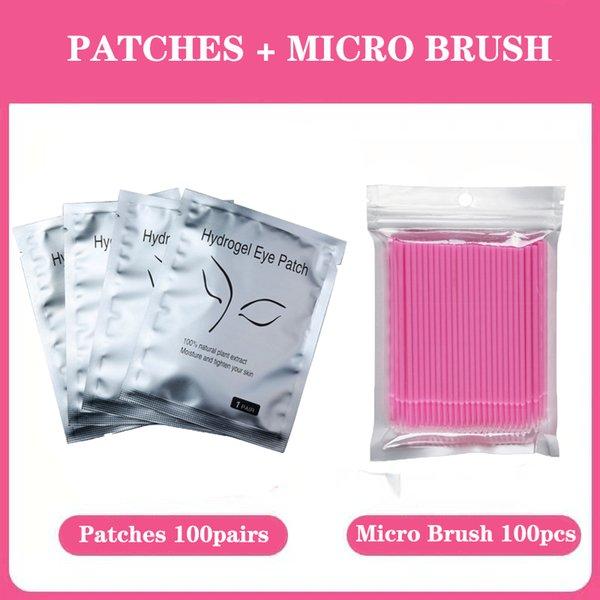 Pads and Micro brush