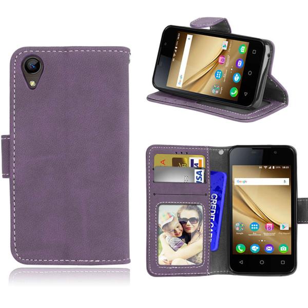 for Motorola Moto G7 / G7 Plusretro sanding three card phone shell PU leather case flip multi-function anti-fall phone holster