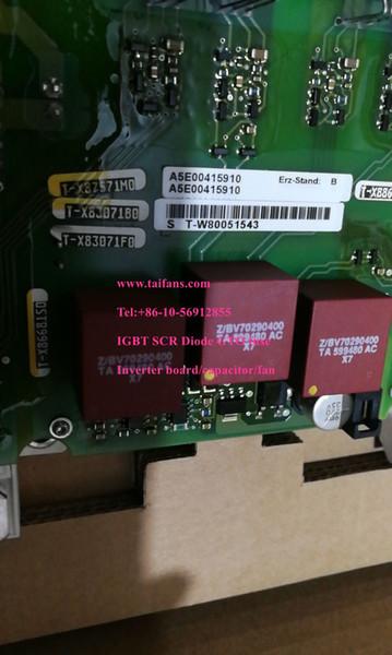 A5E00714563 drive board without IGBT module