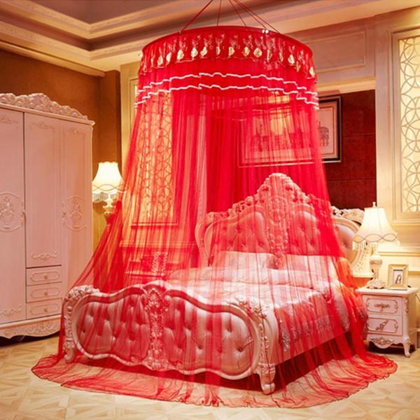 Круглый мяч детская кровать с балдахином покрывало противомоскитная сетка постельное белье купол палатка