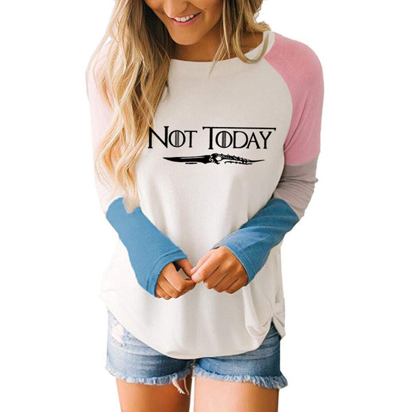 Sword Imprimir Mujer Compre Not Arya 2019 Today Stark Camiseta 2DHE9I