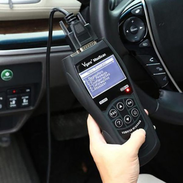 Profssional OBD2 EOBD Diagnostic Tool VS890 MaxiScan Vgate OBD Scan Multi-Language VS 890 lettore di codice dell'automobile di trasporto # 20