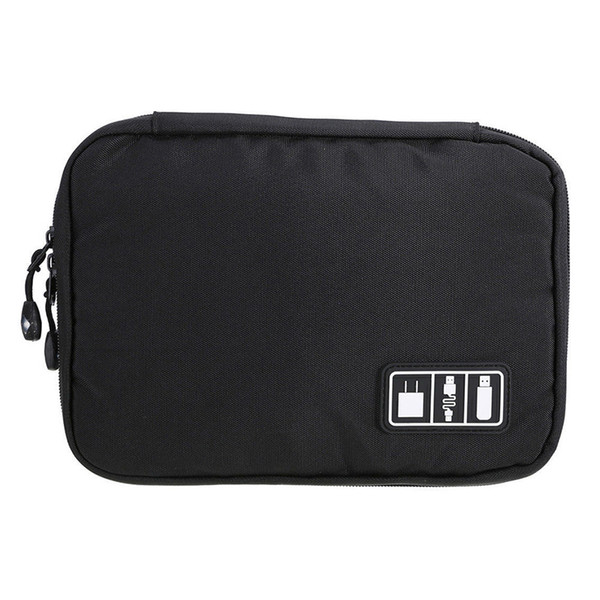 Storage Bag Travel Function Waterproof Storage Bag Data Line Mobile Phone Accessories Headset Charger Digital Products