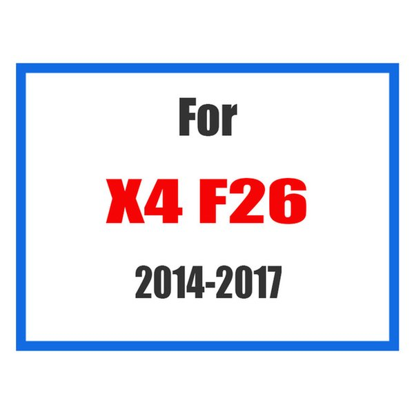 For X4 F26 14-17