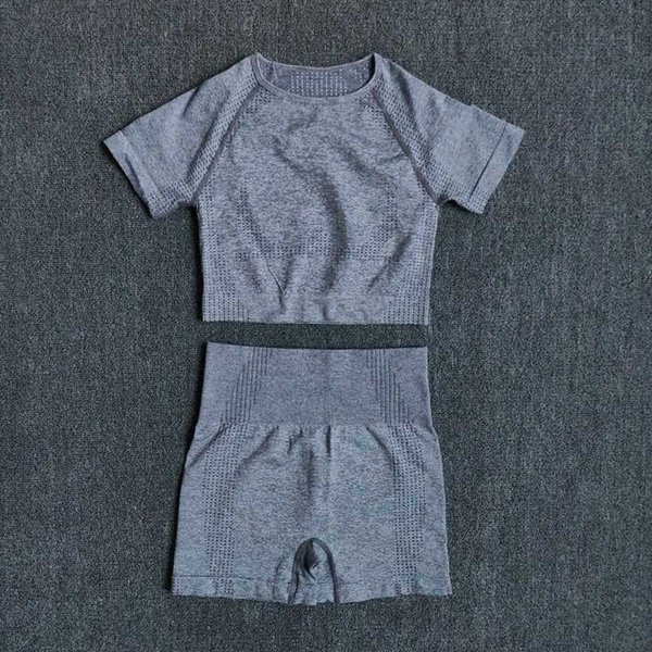 ShirtsShortsGray