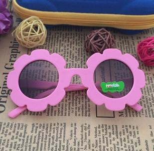 # 5 عباد الشمس الإطار الاطفال النظارات الشمسية