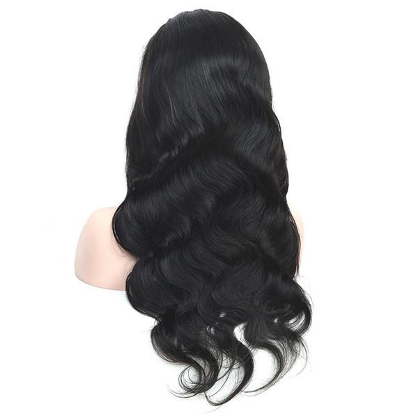 موجة الجسم الشعر البشري