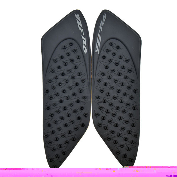 Motorcycle Protector Anti Slip Tank Pad Sticker Gas 3M Decal Moto Anti-scratch For Yamaha YZF R6 YZFR6 2006 2007 Rubber