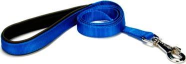 Hund Hund Dog Walking Softline Woven Gürtel Blau Dgzt-20 Schiff aus der Türkei HB-000813301