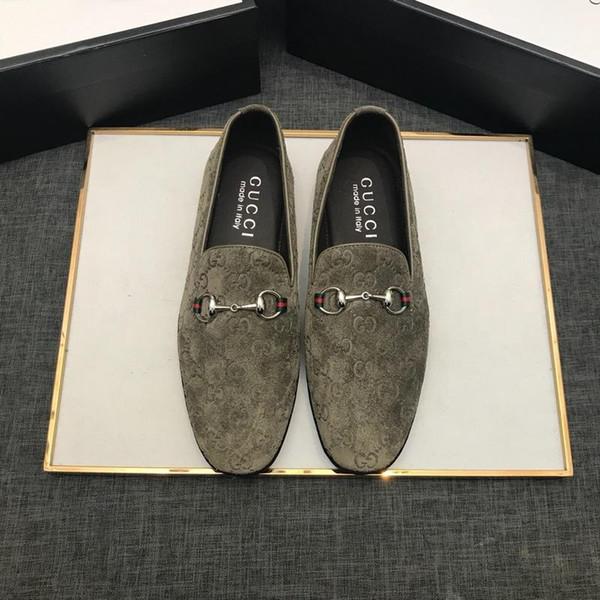 Мужская обувь роскошные мужские платья повседневная, партия мокасины обуви коровьей одной обуви скольжения на часть свадьбы, итальянская обувь мужская дизайн