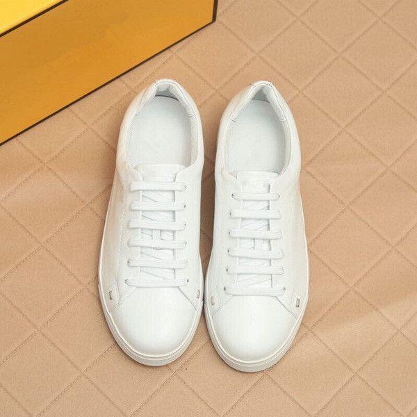 Scarpe casual da uomo originali di marca famosa blac bianco scarpe da uomo in pelle moda stan Suola morbida fondo piatto Allacciata Designer taglia 38-45