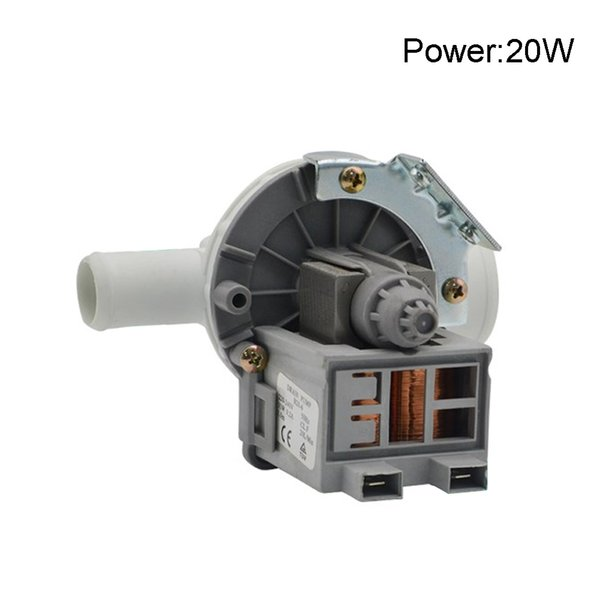 top popular Deep Well Roller Drum Durable Universal Parts Energy Saving Drain Pump Motor Home Repair Replacement Washing Machine For Samsung 2020