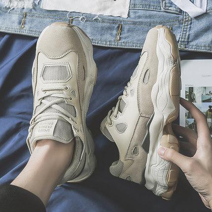 AA0251 Zapatos casuales de moda para hombres y mujeres Sunmmer Mesh Shoes