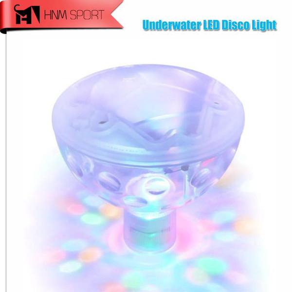 All'ingrosso 5 illuminazione Modalità Piscina durevole impermeabile Flash Floating lampada LED bagno di luce decorativi colorati bambino Pool Spa Tub lampadina