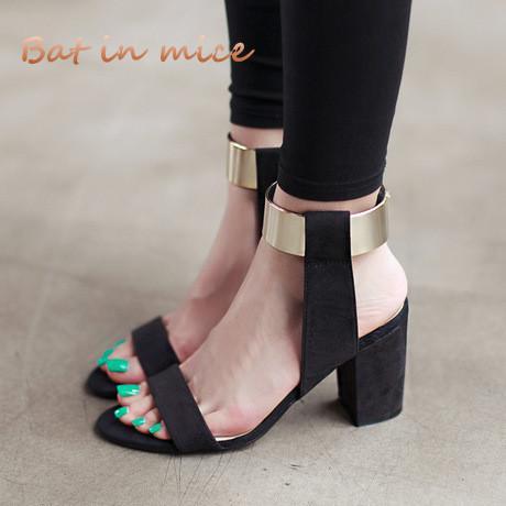 Designer Dress Shoes plus size 35-40 Women Casual Peep Toe pumps Wedding derss women Sexy Platform Gladiator High Heels Office mujer W229
