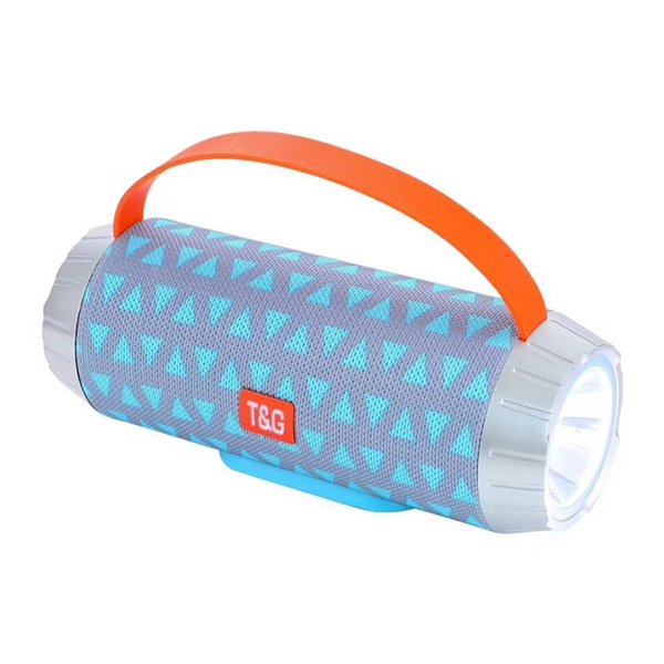 High-end Quality Wireless Bluetooth Speaker TG-501 Portable Large Portable Cloth Bluetooth Audio, The Best Sound Quality, Factory Direct