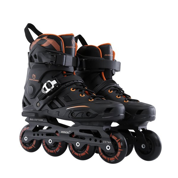 Men Women's Inline Skates Freestyle Roller Skates Skating Shoes Patines Adults Inline Skate Sneakers