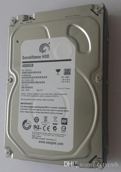 Seagate 6TB Internal Hard Drive Memory SATA HDD PC Hard Disk Internal 6000GB for Desktop Computer and PC Server and CCTV Security Recorder