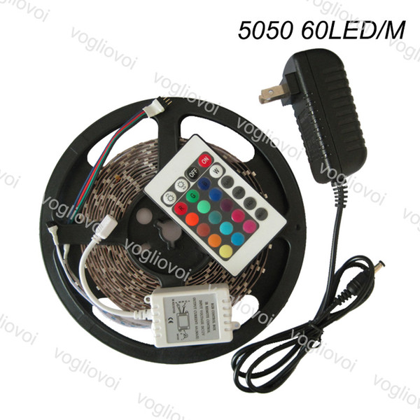 5050 60LED / M IP20 RGB