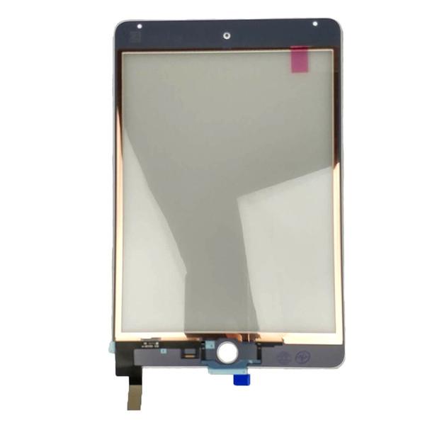 1 adet / grup Yeni Ön Cam Dokunmatik Ekran Flex Kablo ile iPad Için pro / hava 2 / mini 4 Sayısallaştırıcı Değiştirme