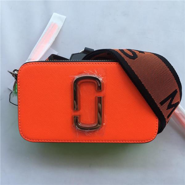 2019 High-end di marca del progettista donne Borsa da spalla piccola a colori per grandi Zipper Mini Piazza sacchetto mobile Donne Messenger Bag