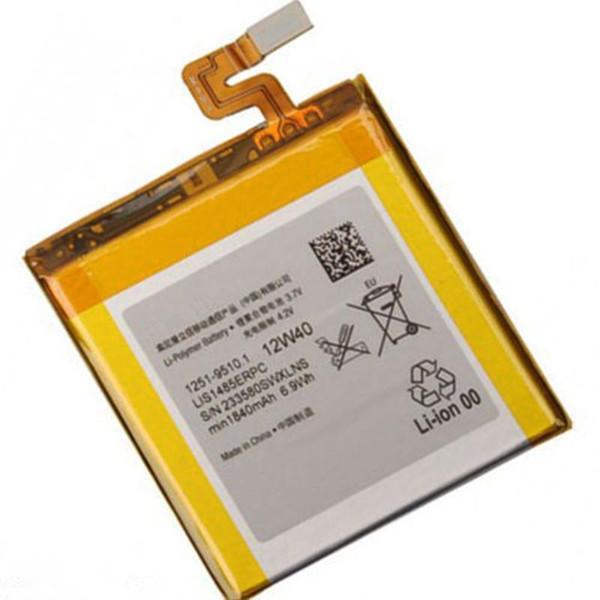 Atacado de boa qualidade Genuine Interanl substituição Li-Poly bateria LIS1485ERPC para Sony LT28 LT28H LT28H Xperia telefone baterias 1840mAh