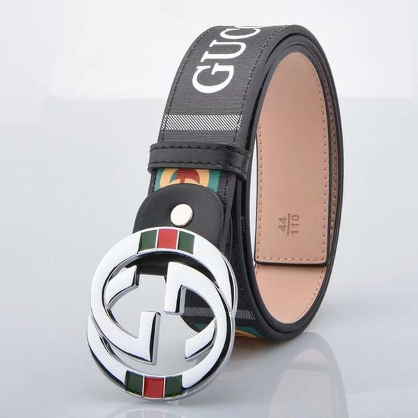 gros style de luxe de haute qualité Marque véritable ceinture de ceinture en cuir pour hommes accessoires pour femmes Designe homme sangle ceintures Jeans