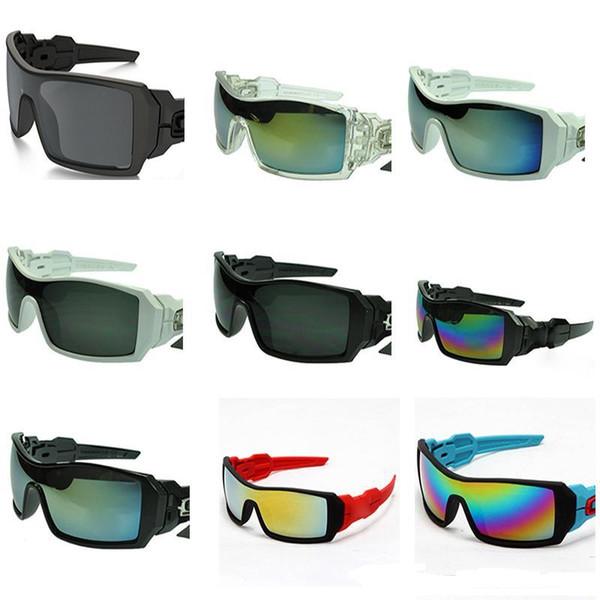 Large Sunglasses Wrap Round Bicycle Goggles High Version Running Eyeglasses Name Brand Designer Prescription Sunglasses Pilot 10PCS