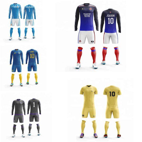 Erwachsene Kinder leer Kurzarm Fußball Trikot Jugend Fußball Trikot Jungen schlicht Fußball Uniformen Futbol Kits anpassen jedes Logo