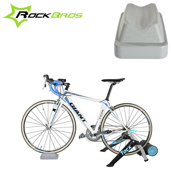 ROCKBROS Bicycle Front Wheel Stand Cycling MTB Mountain Road Bike Trainer Device Riding Station Repair Standing Rack Accessories #510316
