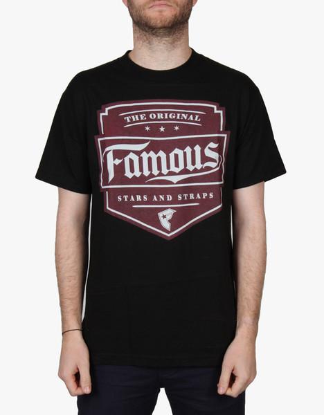 T-Shirt BERÜHMTE STERNE GESTREIFTE Spitzenklasse Für eine grössere Darstellung klicken Sie auf das Bild. 182 Cool Casual stolz T-Shirt Männer