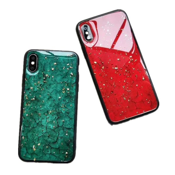 Bling Epoxy TPU case for Huawei MATE 20 PRO MATE 20 LITE Enjoy 9S 9E Honor 8X 8A 8C P Smart 2019 Marble Marble Dazzle 700PCS