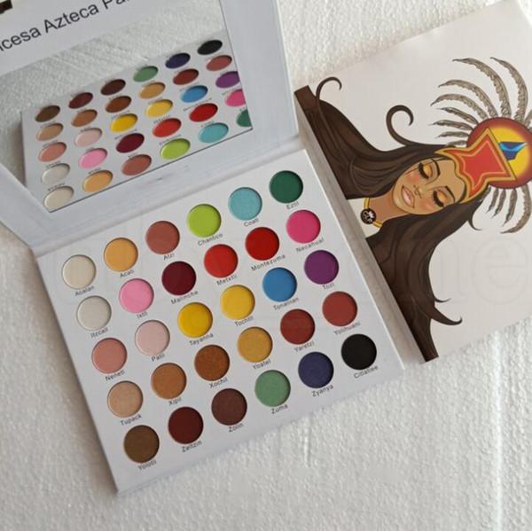 30 Farben Lidschatten Valentinstag Produkte Kosmetik Lidschatten-Palette 30 Farben professionelle Lidschatten-Palette KKA6760